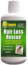 Hair Loss Rescue Vitamins for Hair Loss