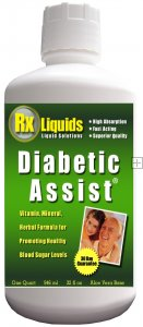 Diabetic Assist Natural Diabetes Treatment