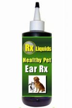 Healthy Pet Dog Ear Infection Treatment Rx