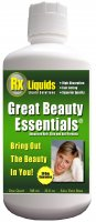 Great Beauty Essentials Skin Nail and Hair Vitamins