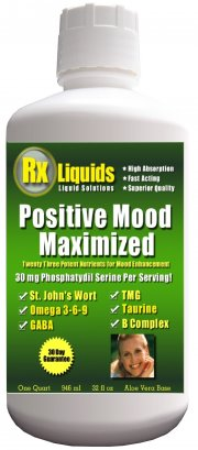 Positive Mood Maximized Natural Treatment for Depression