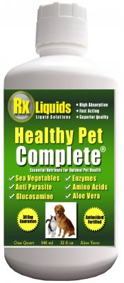 Healthy Pet Complete Dog Vitamins