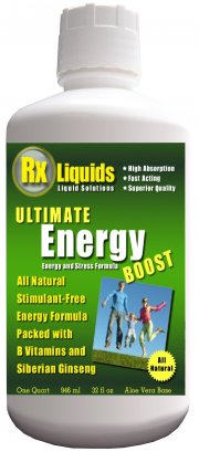 Ultimate Energy Boost Vitamins for Energy
