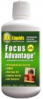 Focus Advantage ADD ADHD Alternative Natural Treatment