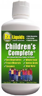 Children's Complete Child Liquid Vitamin