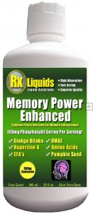Memory Power Booster Memory Vitamins